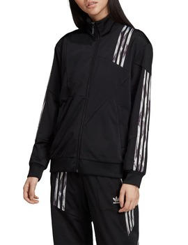 Daniëlle Cathari Firebird Recycled Tricot Track Jacket by Adidas Originals