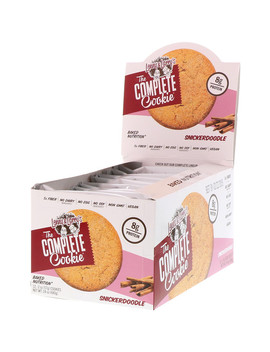 Lenny &Amp; Larry's, The Complete Cookie Snickerdoodle, 12 Cookies, 2 Oz (57 G) Each by Lenny &Amp; Larry's