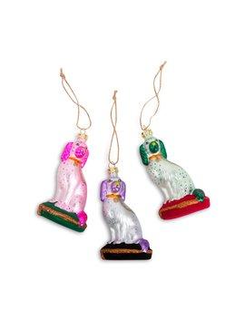 Staffordshire Dog Ornaments S/3 by Furbish Studio