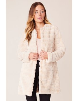 Anything For You Faux Fur Coat by Bb Dakota