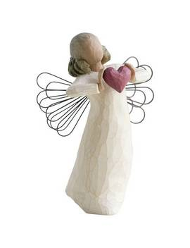 Willow Tree With Love Figurine428/9700 by Argos