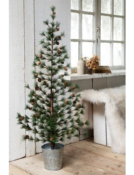 4ft Pine Cone Christmas Tree by Next