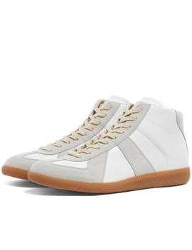 Maison Margiela 22 Classic Replica High Sneaker by End.