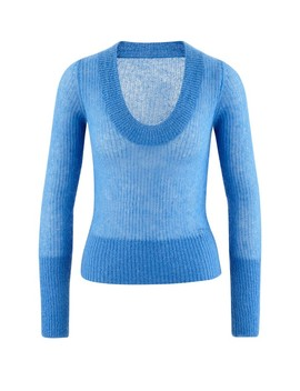 Dao Round Neck Jumper by Jacquemus