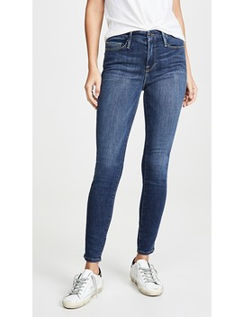 Good Legs Skinny Jeans by Good American