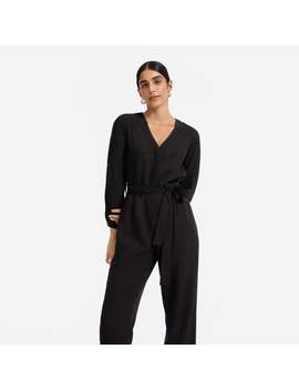 The Drape Jumpsuit by Everlane