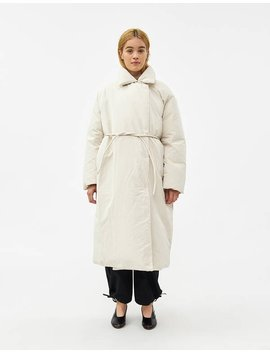 Duck Down Oversized Parka by Amomento Amomento