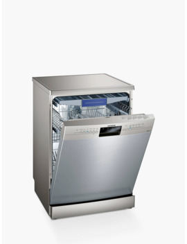 Siemens Sn236 I02 Mg Freestanding Dishwasher, A++ Energy Rating, Grey by Siemens