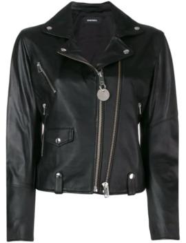 L Lyf Biker Jacket by Diesel