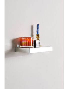 Paris Mirrored Floating Wall Shelf by Urban Outfitters