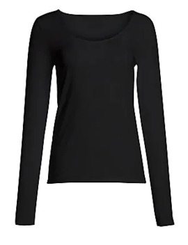 Netta Long Sleeve Tee by Elie Tahari