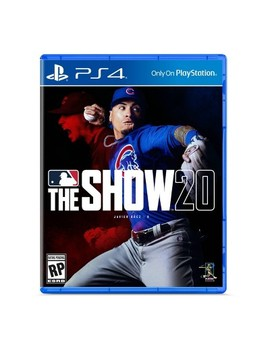 Mlb The Show 20   Play Station 4 by Play Station