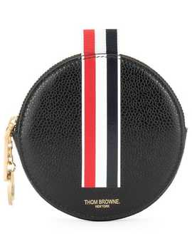 Round Coin Purse by Thom Browne