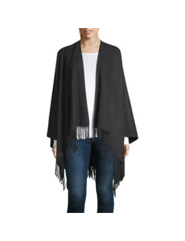 Mixit Solid Pashmina Style Wrap by Mixit