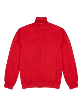 Red Jersey Jacket by Y 3