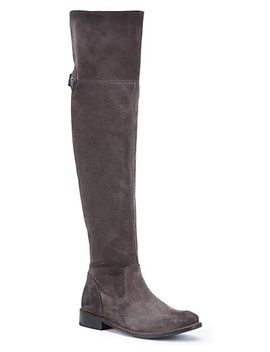 Frye Shirley Suede Over The Knee Boot by Frye