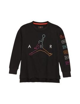 Air Future Graphic Long Sleeve T Shirt by Jordan