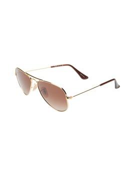Junior 52mm Aviator Sunglasses by Ray Ban