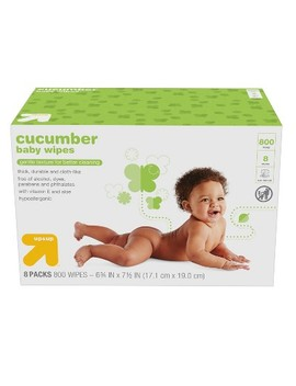 Cucumber Baby Wipes   800ct   Up&Up™ by Up&Up