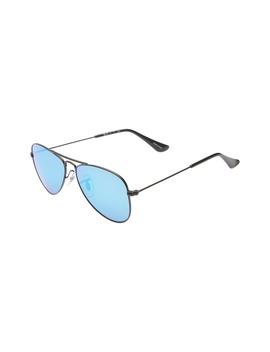 Junior 50mm Mirrored Aviator Sunglasses by Ray Ban