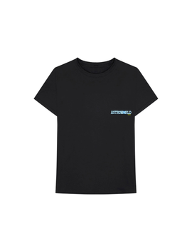 Travis Scott Astroworld Tour Launch T Shirt Black by Stock X