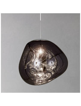 Tom Dixon Melt Mini Ceiling Light, Smoke by Tom Dixon