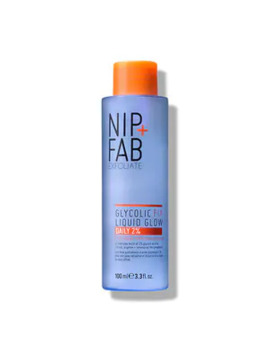 Nip+Fab Glycolic Fix Liquid Glow Daily 2% 100ml by Superdrug