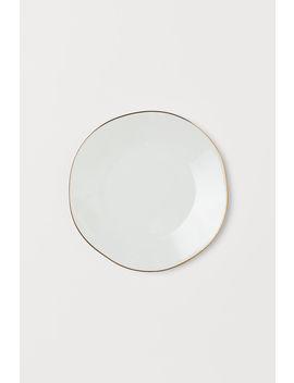 Assiett I Keramik by H&M