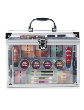The Color Institute Color Delights Train Case Makeup Collection by The Color Institute
