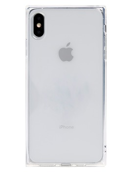 Squared Clear I Phone X/Xs, Xs Max & Xr Case by Recover