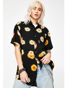 Suffolk Floral Stevie Shirt by The People Vs