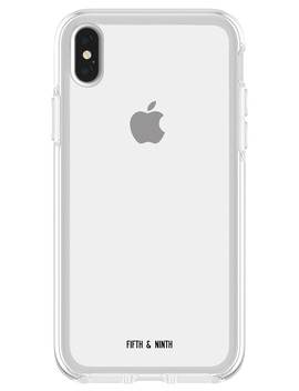 Bare I Phone X/Xs, Xs Max & Xr Case by Fifth & Ninth