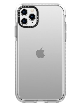 Clear I Phone 11 Pro Max Case by Casetify