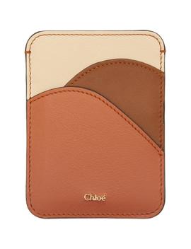 Beige Walden Card Holder by ChloÉ