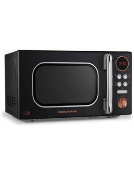 Morphy Richards 800 W Standard Microwave Evo   Rose Gold909/5638 by Argos