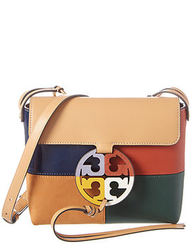 Tory Burch Miller Colorblocked Leather Crossbody by Tory Burch