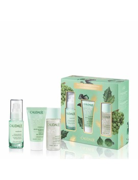 Caudalie Vinopure Natural Anti Blemish Routine Gift Set by Caudalie