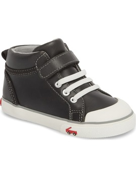 Peyton High Top Sneaker by See Kai Run