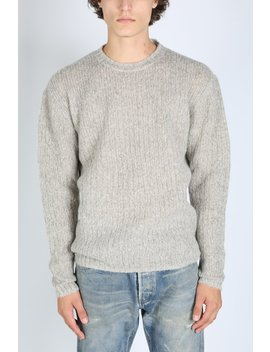 Foggy Cashmere Sweater by John Elliott
