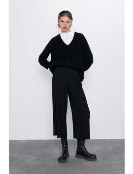 High Waisted Pants by Zara