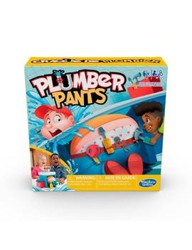 Plumber Pants Board Game by Hasbro