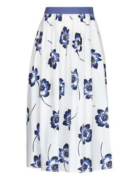 3/4 Length Skirt by Agnona