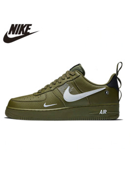 Nike Original Air Force 1 Men Skateboarding Shoes Comfortable Outdoor Sports Sneakers For Men Air Cushion # Aj7747 by Ali Express.Com