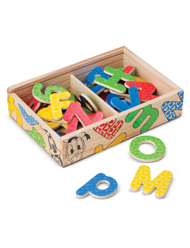Disney Mickey Mouse And Friends Wooden Alphabet Magnets by Melissa & Doug