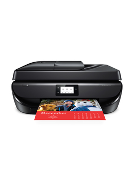 Hp Office Jet 5212 All In One Wireless Color Inkjet Printer   Instant Ink Ready by Hp