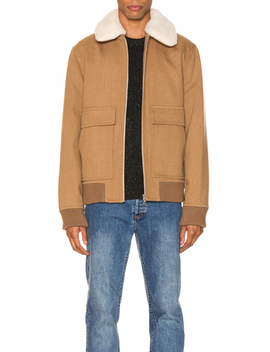 Bronze Jacket by A.P.C.