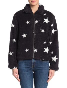 Hooded Knit Jacket by Te Verde