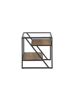 Stetson Square End Table by 17 Stories