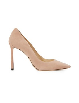 Wildleder Pumps Romy 100 by Jimmy Choo