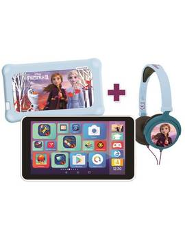Lexi Tab Master With Frozen Pouch And Headphones195/6641 by Argos